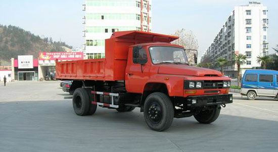 EQ3120自卸汽车