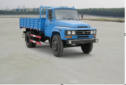 东风尖头单排柴油教练车(116马力中冷增压)