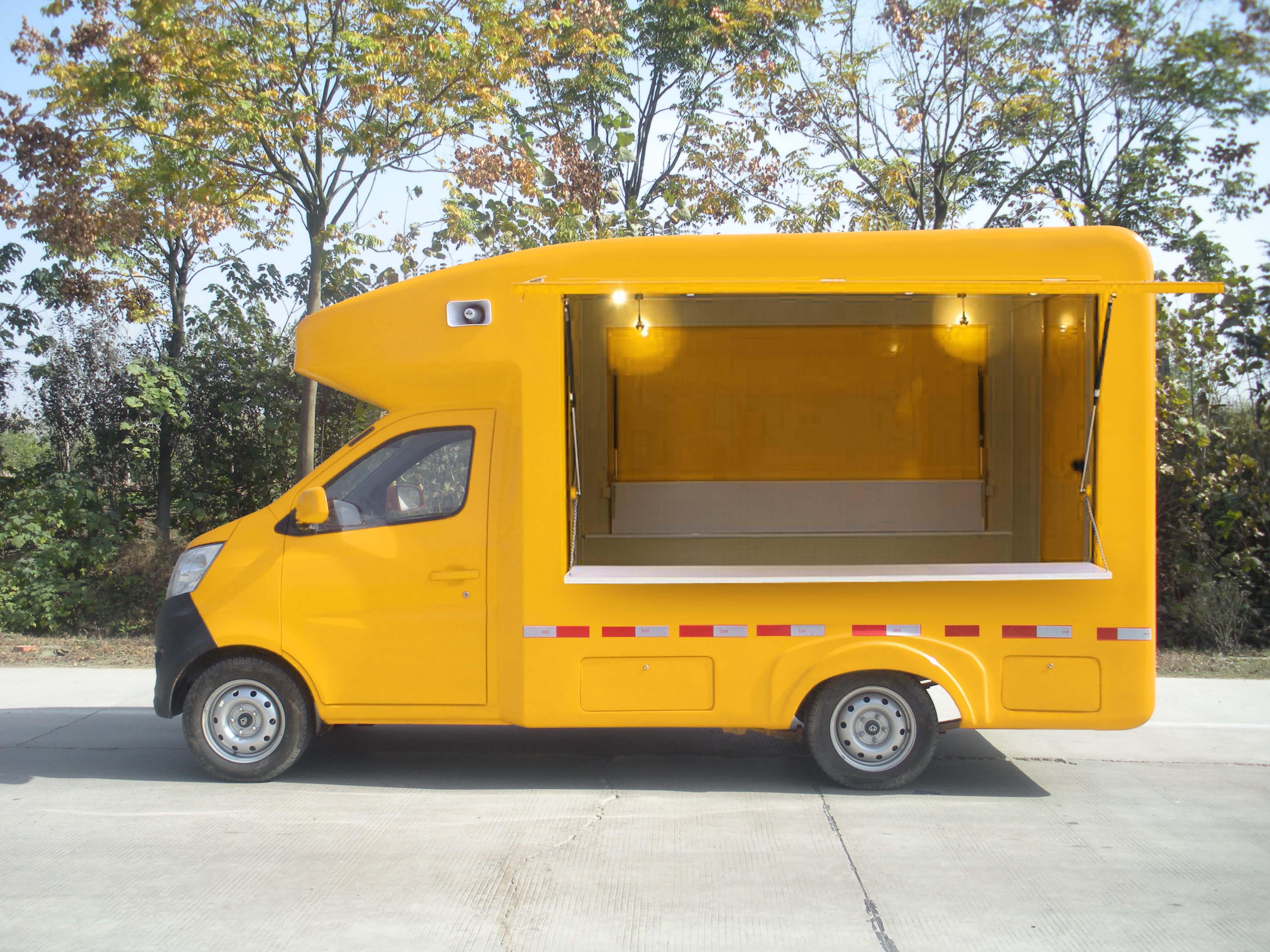 长安移动售货车(国五)