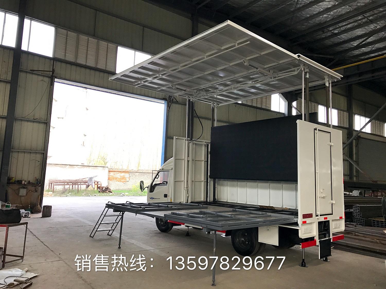 江铃顺达流动舞台车(国五)