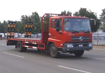 东风天锦平板运输车图片